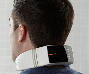 Remote Controled Neck Massager
