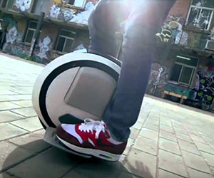Ninebot One Self-balancing Unicycle