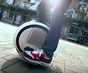 ninebot one unicycle