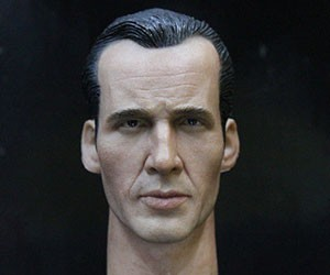 Nicolas Cage Head Sculpture
