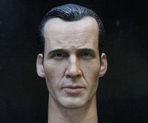 Nicolas Cage Head Sculpture