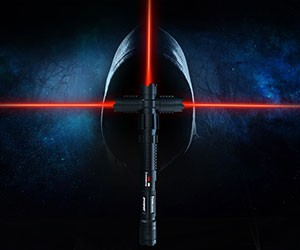 Star Wars Cross Lightsaber
