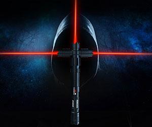 Star Wars Crossguar Lightsaber