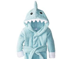 Baby Shark Robe