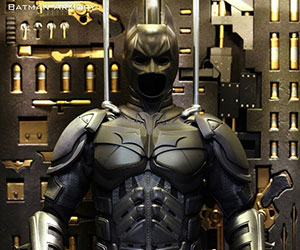 Batman Armory with Batman