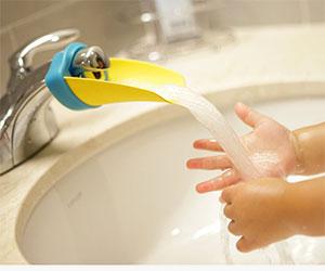faucet extender kids