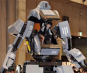 Kuratas $1 Million Robot