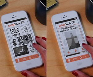 E-Ink Screen iPhone Case
