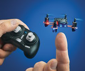 World's Smallest RC Drone