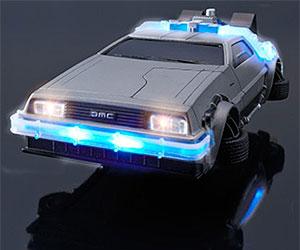Back to the Future DeLorean iPhone