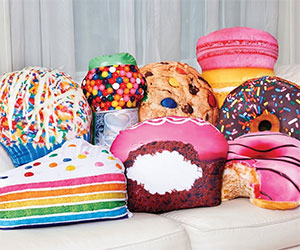 sweets pillows