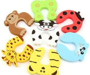 Animal Foam Door Stopper Cushion