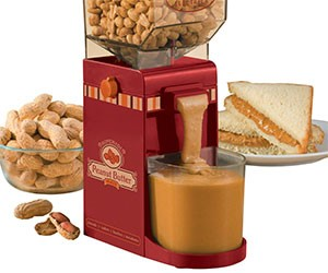 Nostalgia Peanut Butter Maker