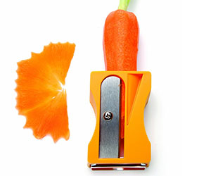 pencil sharpener carrot peeler