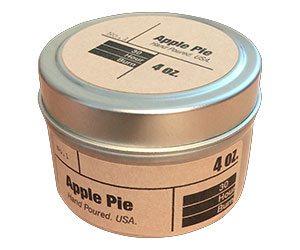 Apple Pie to Dirty Fart Prank Candle