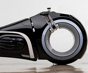 TRON Electric Motorcycle