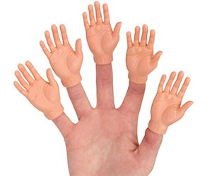 Fingerhands