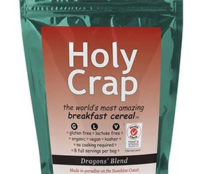 Holy Crap Breakfast Cereal