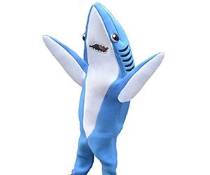 Party Shark Costume