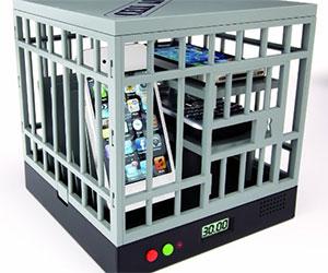 cellphone locker
