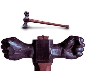 Fist Hammer