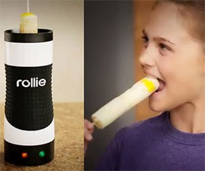 Rollie Egg Cooker