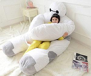 BIG Hero 6 Baymax Sleeping Bag Sofa
