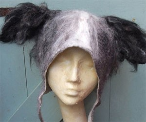Dog Hair Hat
