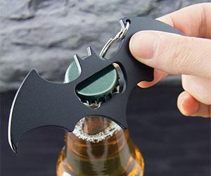 batman beer opener