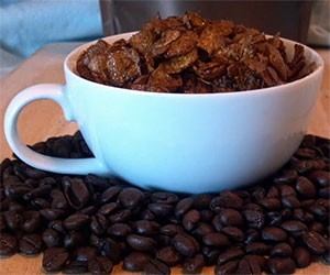 Caffeinated Coffee Flavored Cereal