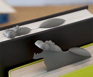 Hippo Bookmark