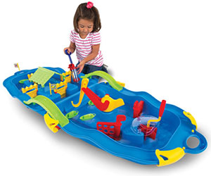 The Packable Portable Water Park