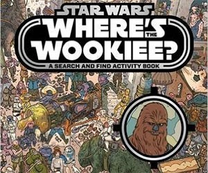Where's the Wookiee?