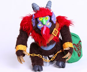 Krampus Plush