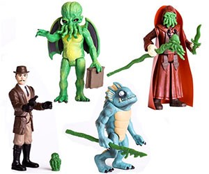 Legends of Cthulhu Toys
