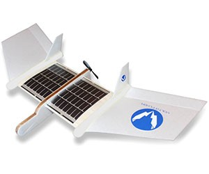 Solar Powered Airplane Science Kit