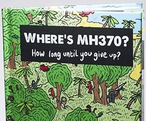 """Where's MH370?"" Book"