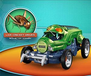Mattel's Bug Racer t