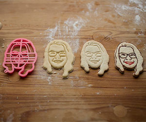 cookie cutter your face