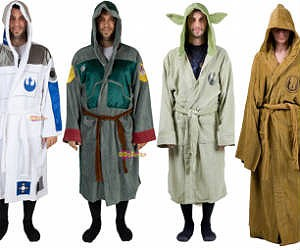 Star Wars Bathrobes