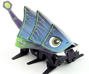 Code Teaching Robot Bugs