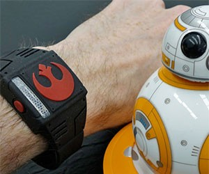 Use Force to Control Sphero's BB-8