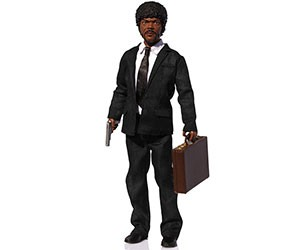 Pulp Fiction Jules Winnfield Figure