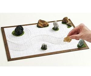 Japanese Rock Garden Jigsaw Puzzle