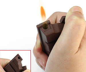 chocolate-lighter