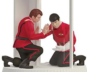 spock kirk farewell