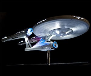 Star Trek Enterprise Replica