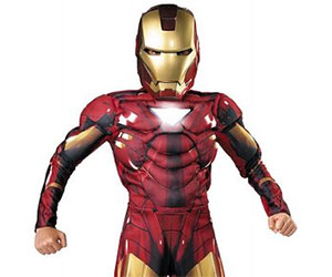 ironman costume kids