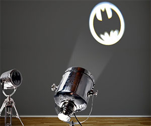 Official Batman Signal Lamp