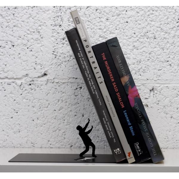 falling bookstand